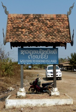 Welcome to Khong island