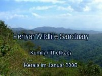 Periyar Wildlife Sanctuary - Flash Video